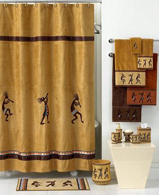 Avanti Kokopelli Bath Collection