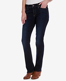 Sweet Straight-Leg Jeans