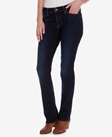 Lucky Brand Sweet Straight-Leg Jeans