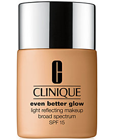 Clinique Even Better Glow Foundation SPF 15, 1-oz.