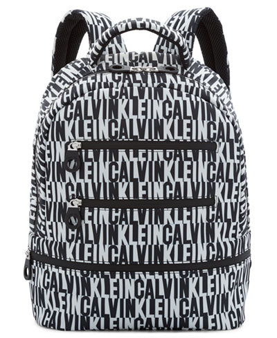 Calvin Klein Athleisure Large Backpack