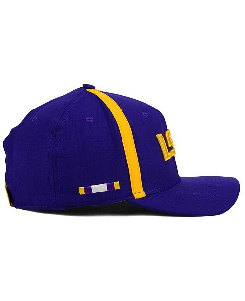 watch cd93e faa94 Nike LSU Tigers Aerobill Sideline Coaches Cap ...