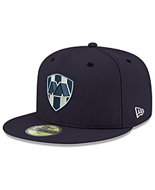New Era Rayados De Monterrey Liga MX 59FIFTY Fitted Cap