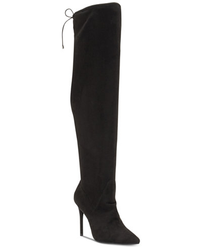 Jessica Simpson Lessy Over-The-Knee Dress Boots