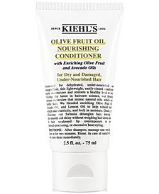 Olive Fruit Oil Nourishing Conditioner, 2.5-oz.