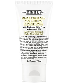Kiehl's Since 1851 Olive Fruit Oil Nourishing Conditioner, 2.5-oz.
