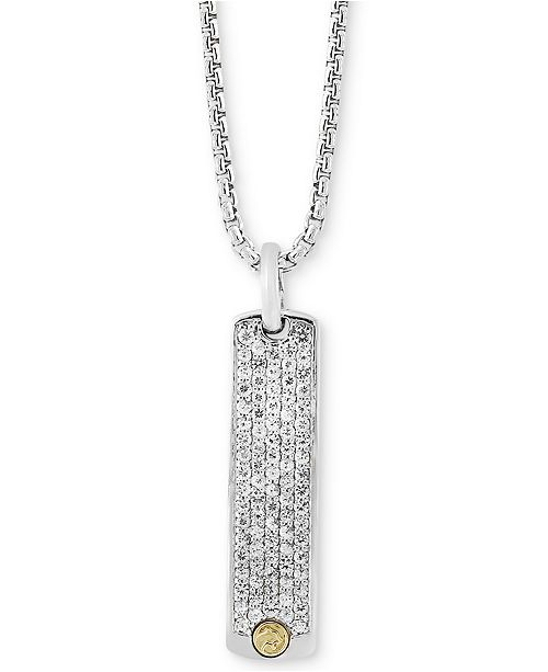 vale jewelry yg product white necklace tapered sapphire