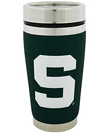 Hunter Manufacturing Michigan State Spartans 16oz Stainless Steel Travel Tumbler