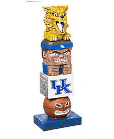 Evergreen Enterprises Kentucky Wildcats Tiki Totem