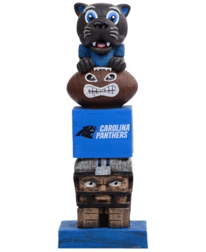 Carolina Panthers Tiki Totem