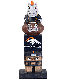 Evergreen Enterprises Denver Broncos Tiki Totem