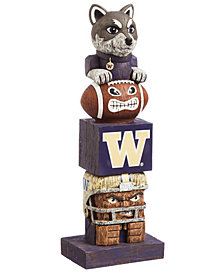 Evergreen Enterprises Washington Huskies Tiki Totem