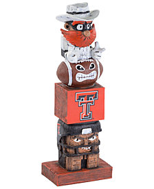 Evergreen Enterprises Texas Tech Red Raiders Tiki Totem
