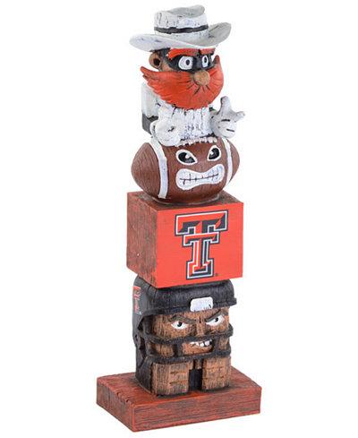 Evergreen Enterprises Texas Tech Red Raiders Tiki Totem