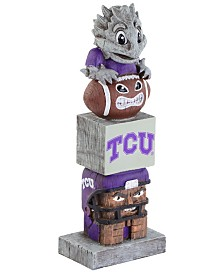 Evergreen Enterprises Texas Christian Horned Frogs Tiki Totem
