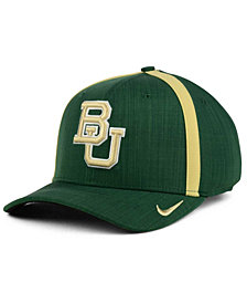 Nike Baylor Bears Aerobill Sideline Coaches Cap