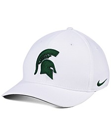 Michigan State Spartans Classic Swoosh Cap