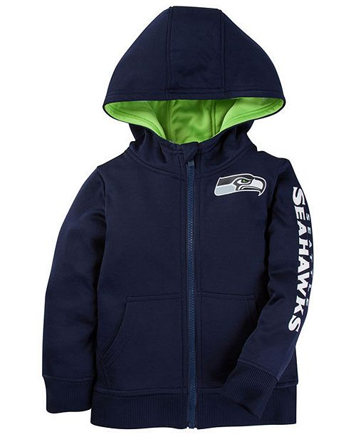 wholesale dealer 385a5 b06ae Gerber Childrenswear Seattle Seahawks Zip Hoodie, Infants ...