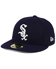 New Era Chicago White Sox Low Profile C-DUB 59FIFTY Fitted Cap