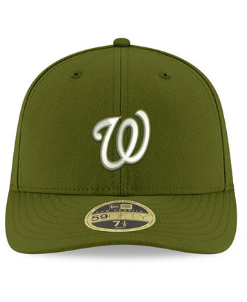 ... cheapest new era washington nationals low profile c dub 59fifty fitted  cap sports fan shop by cde4286f58d