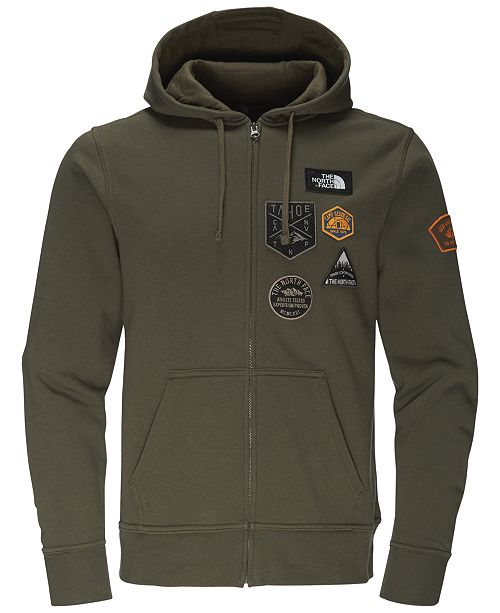 4c5784a9d The North Face Men's Patches Hoodie & Reviews - Hoodies ...