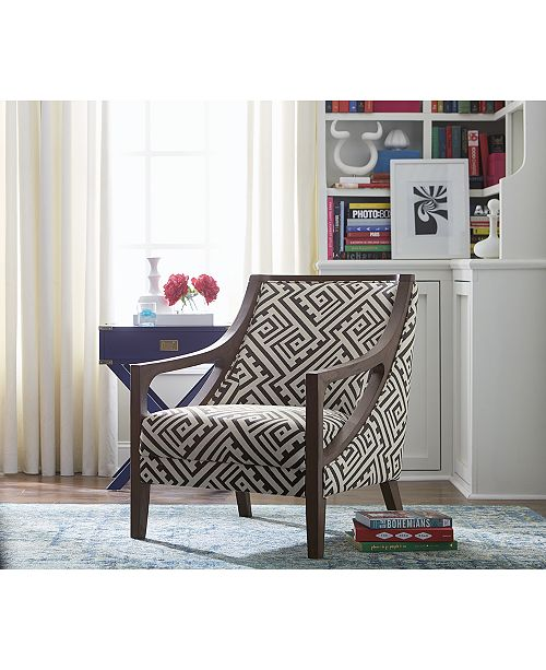 Furniture Kourtney Accent Chair Furniture Macy S
