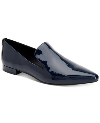 Calvin Klein Women's Elin Pointed-Toe Flats Created for Macy's