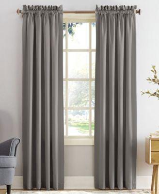"Grant Room Darkening Pole Top 54"" x 63"" Curtain Panel"