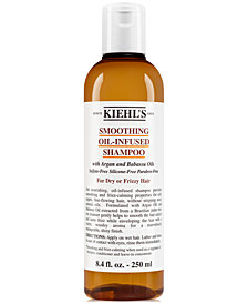 Kiehl's Since 1851 Smoothing Oil-Infused Shampoo, 8.4-oz.