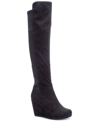 6d1fcdf400e Chinese Laundry Lavish Over-The-Knee Boots   Reviews - Boots - Shoes -  Macy s