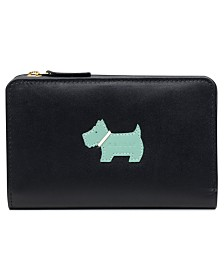Radley London Appliqué Leather Wallet
