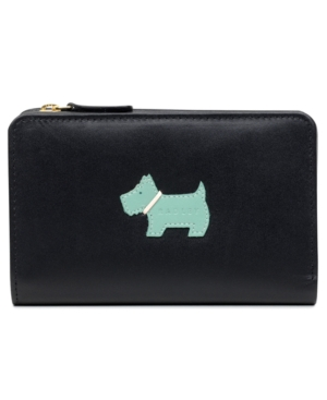 Image of Radley London Applique Leather Wallet