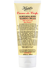 Kiehl's Since 1851 Creme de Corps Nurturing Body Washing Cream, 6.8-oz.