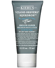 KIEHL'S SINCE 1851 	Close Shavers Squadron™ Smooth Glider Precision Shave Lotion, 2.5-oz.