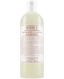 Kiehl's Since 1851 Bath & Shower Liquid Body Cleanser - Grapefruit, 16.9-oz.