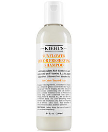 Kiehl's Since 1851 Sunflower Color Preserving Shampoo, 8.4-oz.