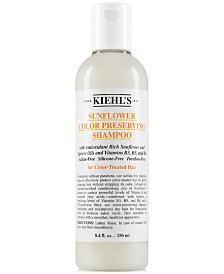 Kiehl's Since 1851 Sunflower Color Preserving Shampoo, 8.4-oz.