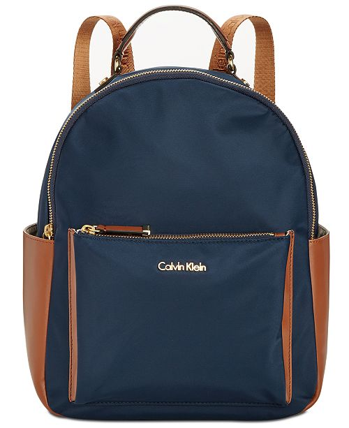 868b0a65d0e Calvin Klein Collaboration Backpack - Handbags   Accessories - Macy s