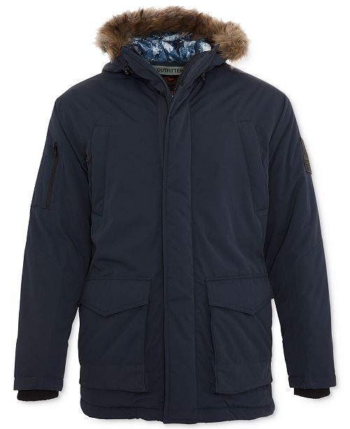 40f96ee91af Hawke & Co. Outfitter Hawke & Co. Men's Heavyweight Parka & Reviews ...