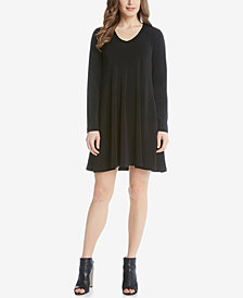 Karen Kane Taylor Trapeze Dress