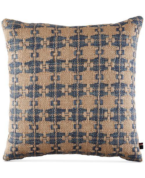 Tommy Hilfiger Southwest Geo 40 Square Decorative Pillow Awesome Southwest Decorative Pillows
