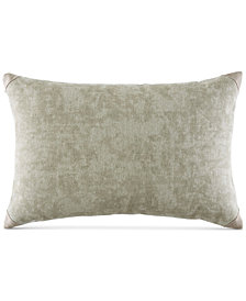 "Tommy Hilfiger Elbow Patch 12"" x 18"" Decorative Pillow"
