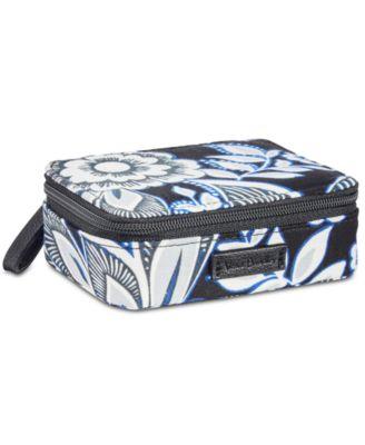 Vera Bradley Iconic Travel Pill Case Handbags Accessories Macys