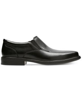 Bostonian Bolton Free (Black) Mens Slip-on Dress Shoes