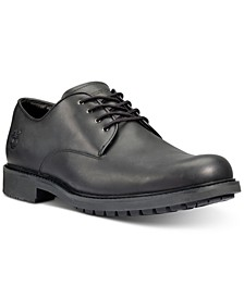 Men's Stormbuck Plain Toe Waterproof Derby