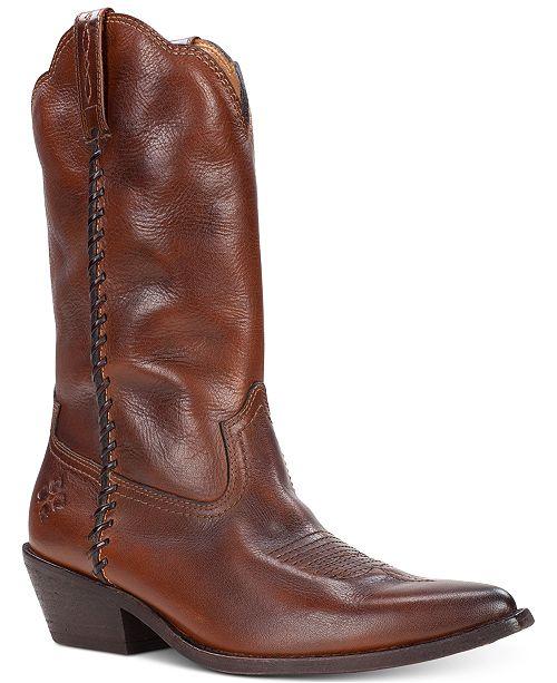 6a35a9ca764 Patricia Nash Bergamo Western Mid-Shaft Boots & Reviews - Boots ...