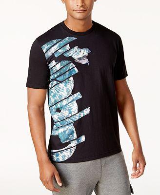 Sean John Men's Big & Tall Snake T-Shirt