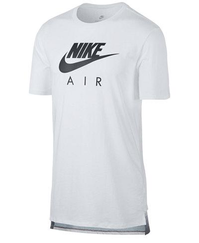 nike men 39 s sportswear air max 95 t shirt t shirts men. Black Bedroom Furniture Sets. Home Design Ideas