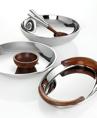 Hotel Collection Serveware, Stainless Collection