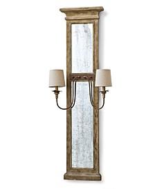 Regina Andrew Provence Mirror Panel Sconce